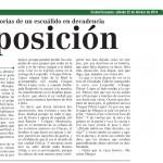 artículo de Roberto malaver