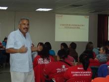 Conversatorio sobre proceso electoral 2012